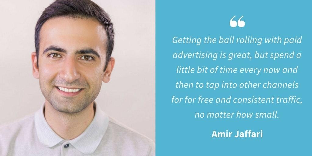 Marketing Quotes - Amir Jaffari
