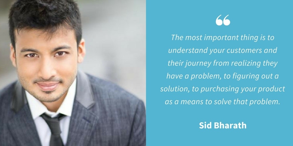 Marketing Quotes - Sid Bharath