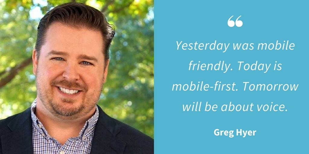 Marketing Quotes - Greg Hyer