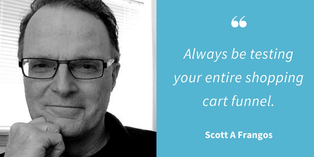 Marketing Quotes - Scott A Frangos