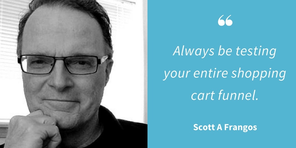 Marketing Quotes - Scott A Frangos