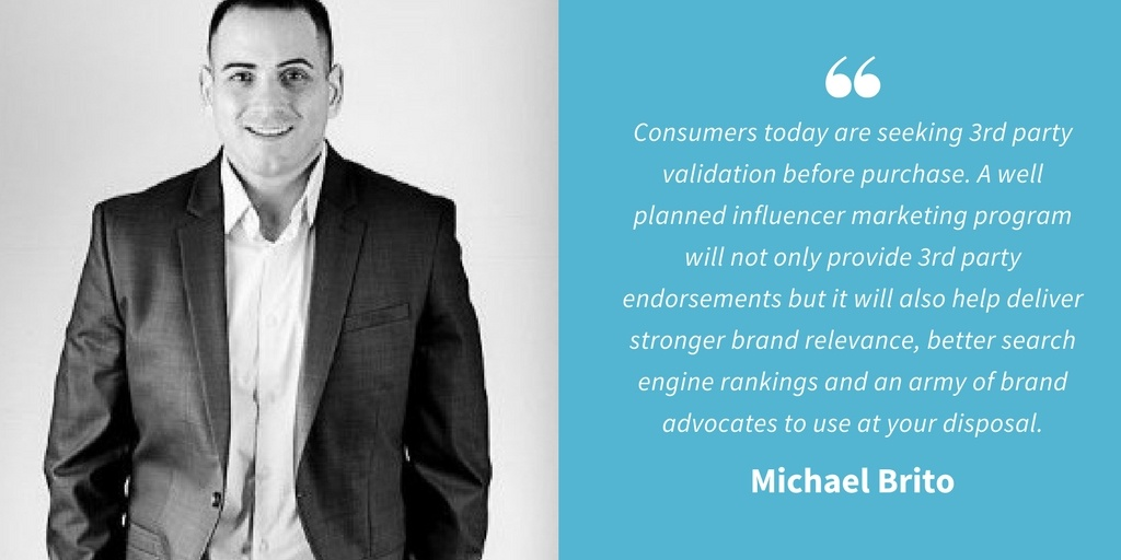 Marketing Quotes - Michael Brito