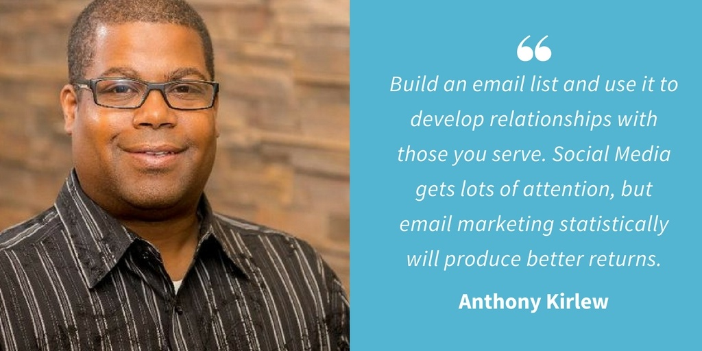 Marketing Quotes - Anthony Kirlew