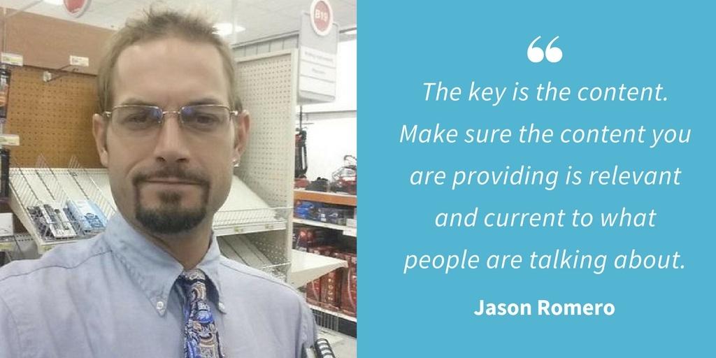 Marketing Quotes - Jason Romero