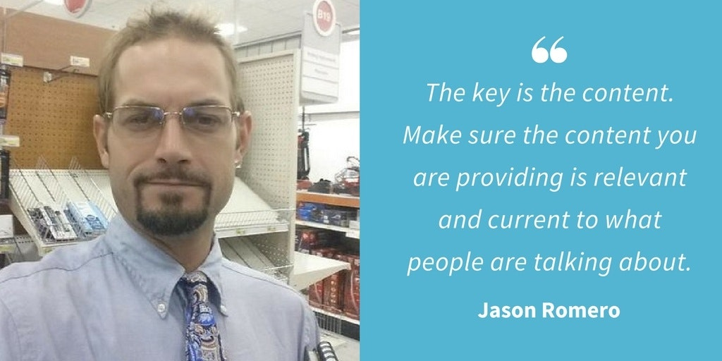 Marketing Quotes - Jason Romero