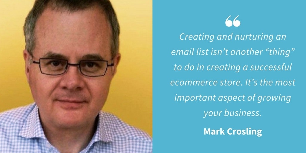 Marketing Quotes - Mark Crosling