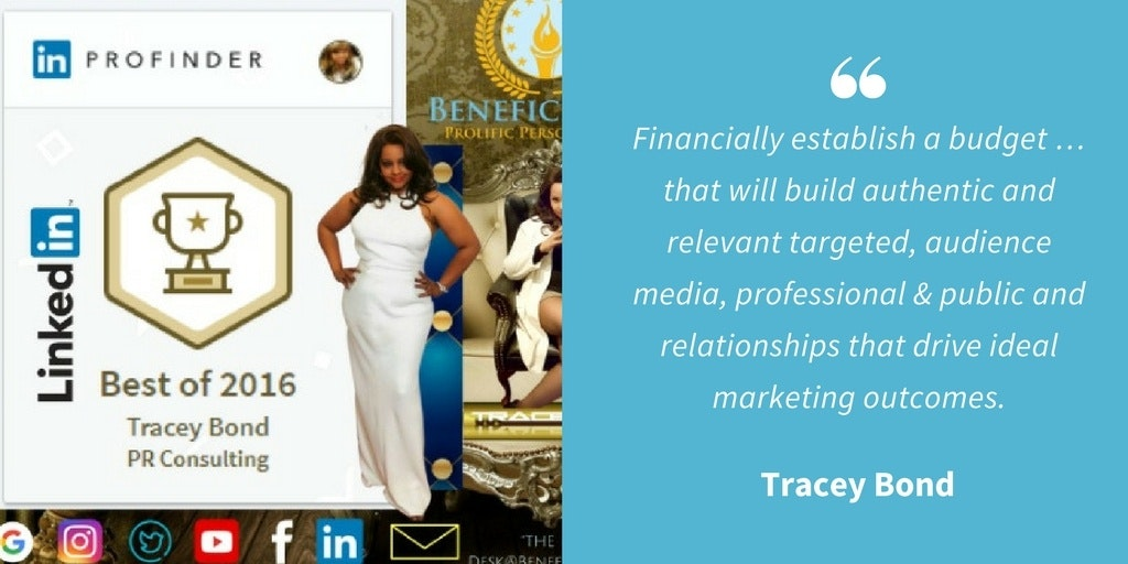 Marketing Quotes - Tracey Bond