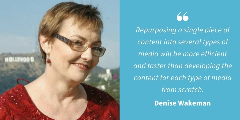 Marketing Quotes - Denise Wakeman