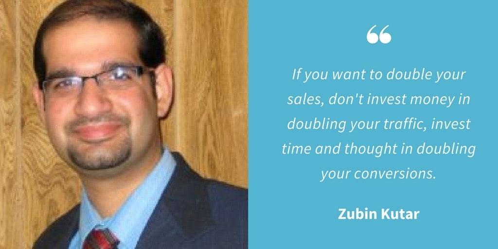 Marketing Quotes - Zubin Kutar