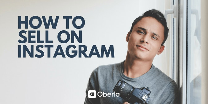 how to sell on Instagram