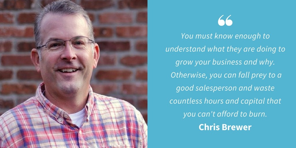 Inspirational Quotes - Chris Brewer