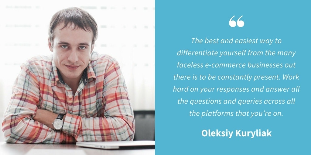 Inspirational Quotes - Oleksiy Kuryliak