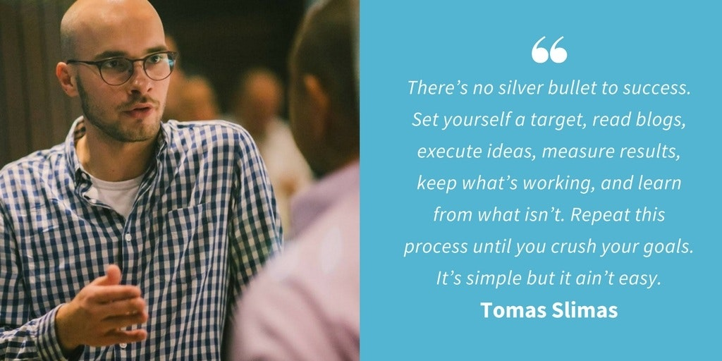 Inspirational Quotes - Tomas Slimas