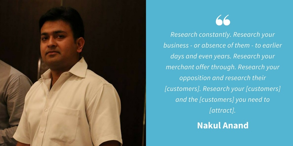 Inspirational Quotes - Nakul Anand