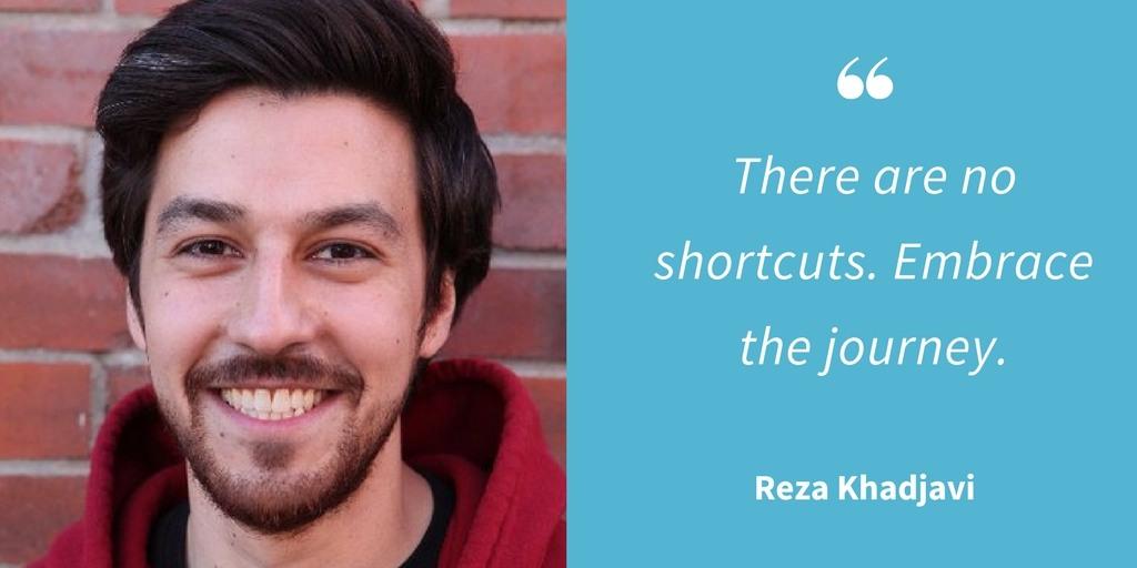 Inspirational Quotes - Reza Khadjavi