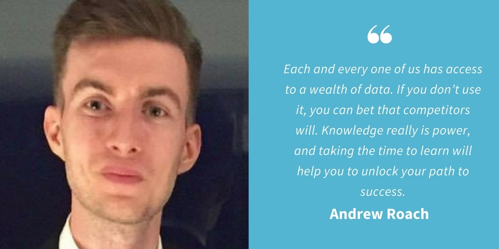 Inspirational Quotes - Andrew Roach