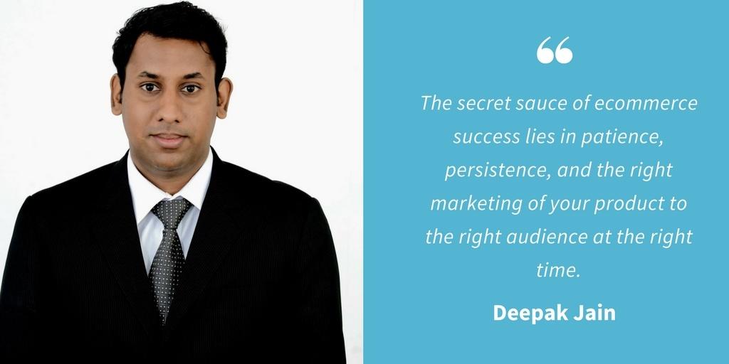 Inspirational Quotes - Deepak Jain