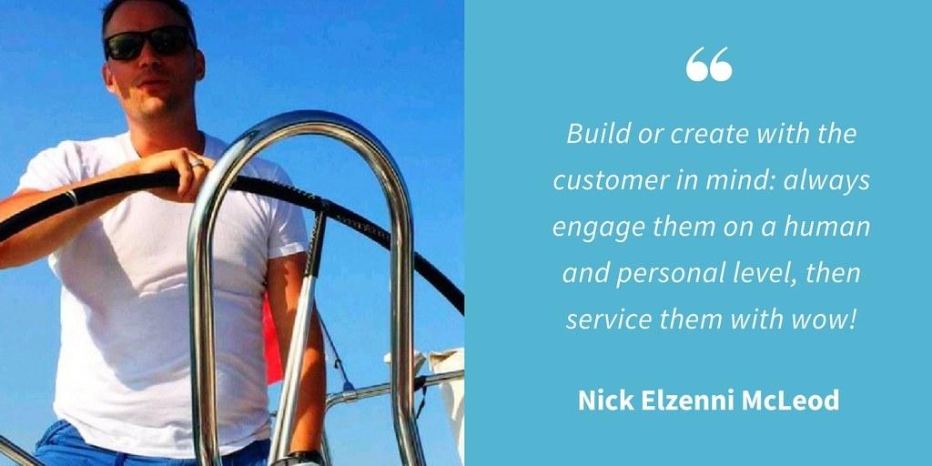 Inspirational Quotes - Nick Elzenni McLeod