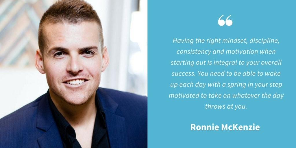 Inspirational Quotes - Ronnie McKenzie