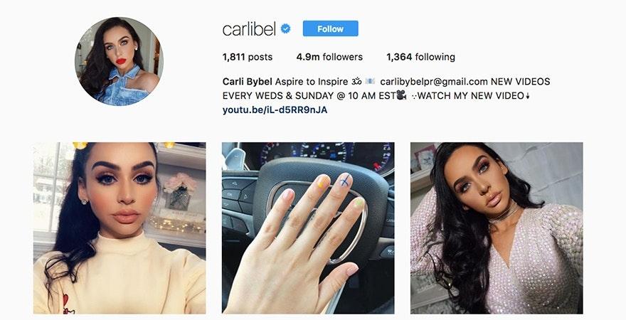 Carli Bybel - Personal Branding Tips