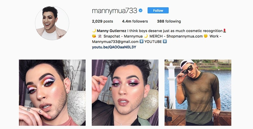 Manny Gutierrez - Self Branding