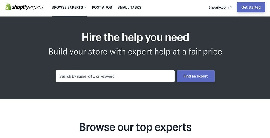 Website Design - Shopify Experts