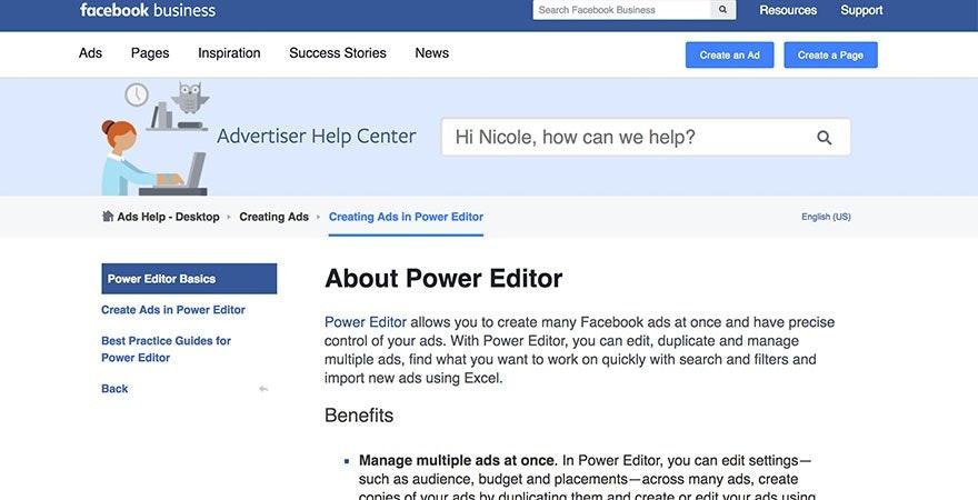 Instagram - Power Editor
