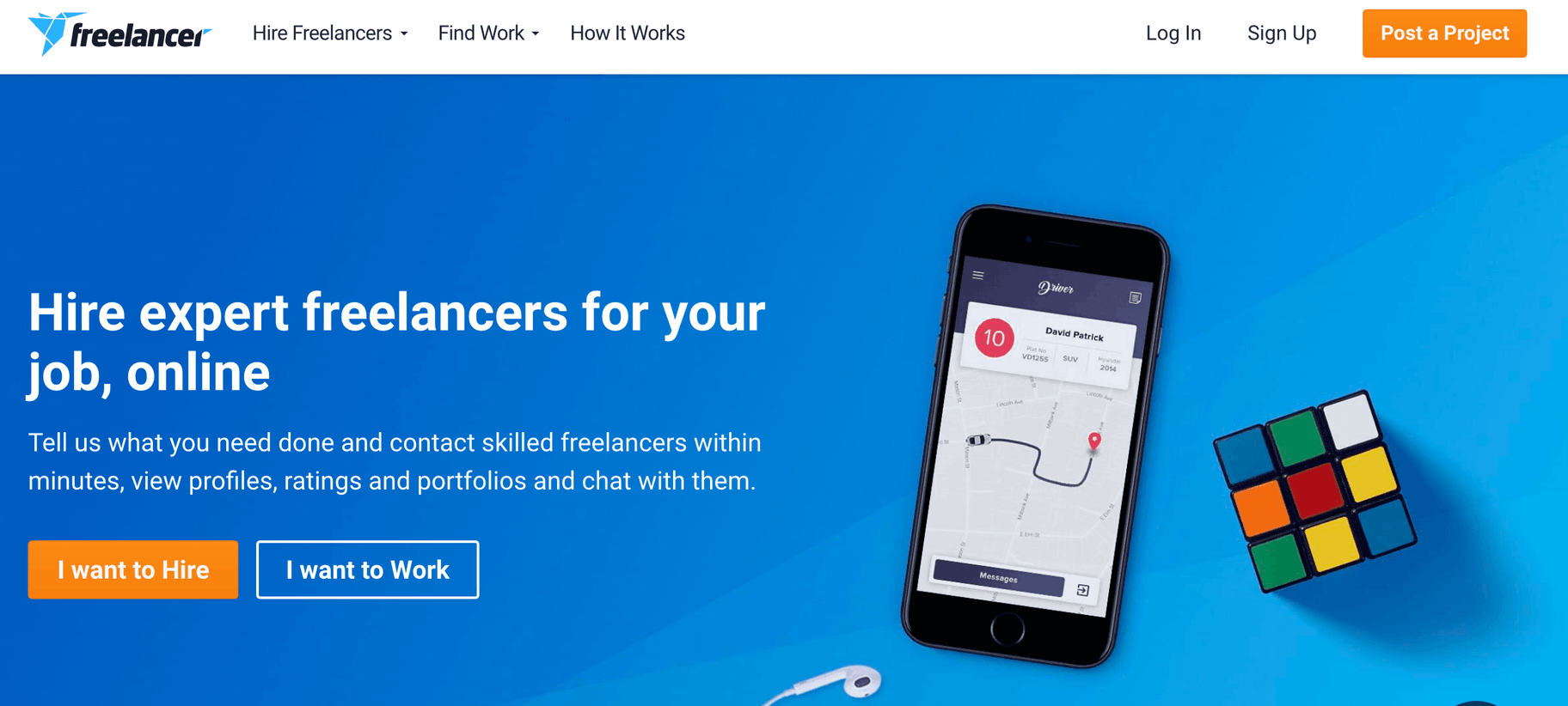 how to find freelancers - best freelance websites