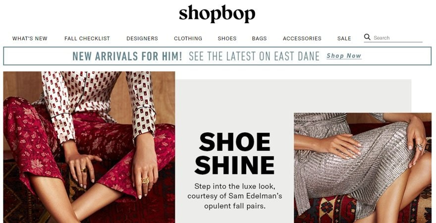 ShopBop Domain Name Search