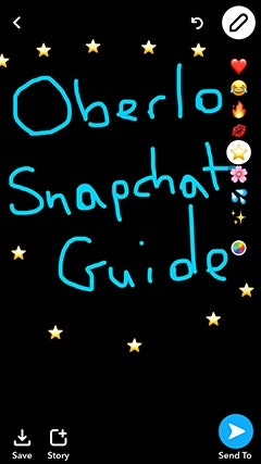 snapchat marketing strategy