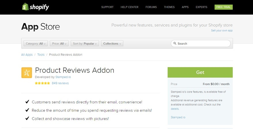 ecommerce tip - Product Reviews