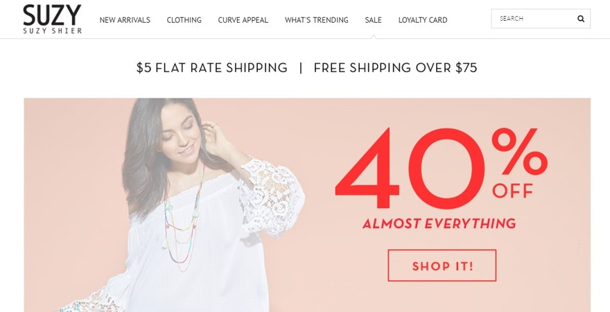 ecommerce tip - improve your sites UX