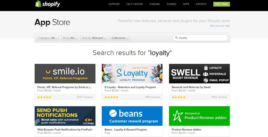 Shopify Apps for Customer Loyalty