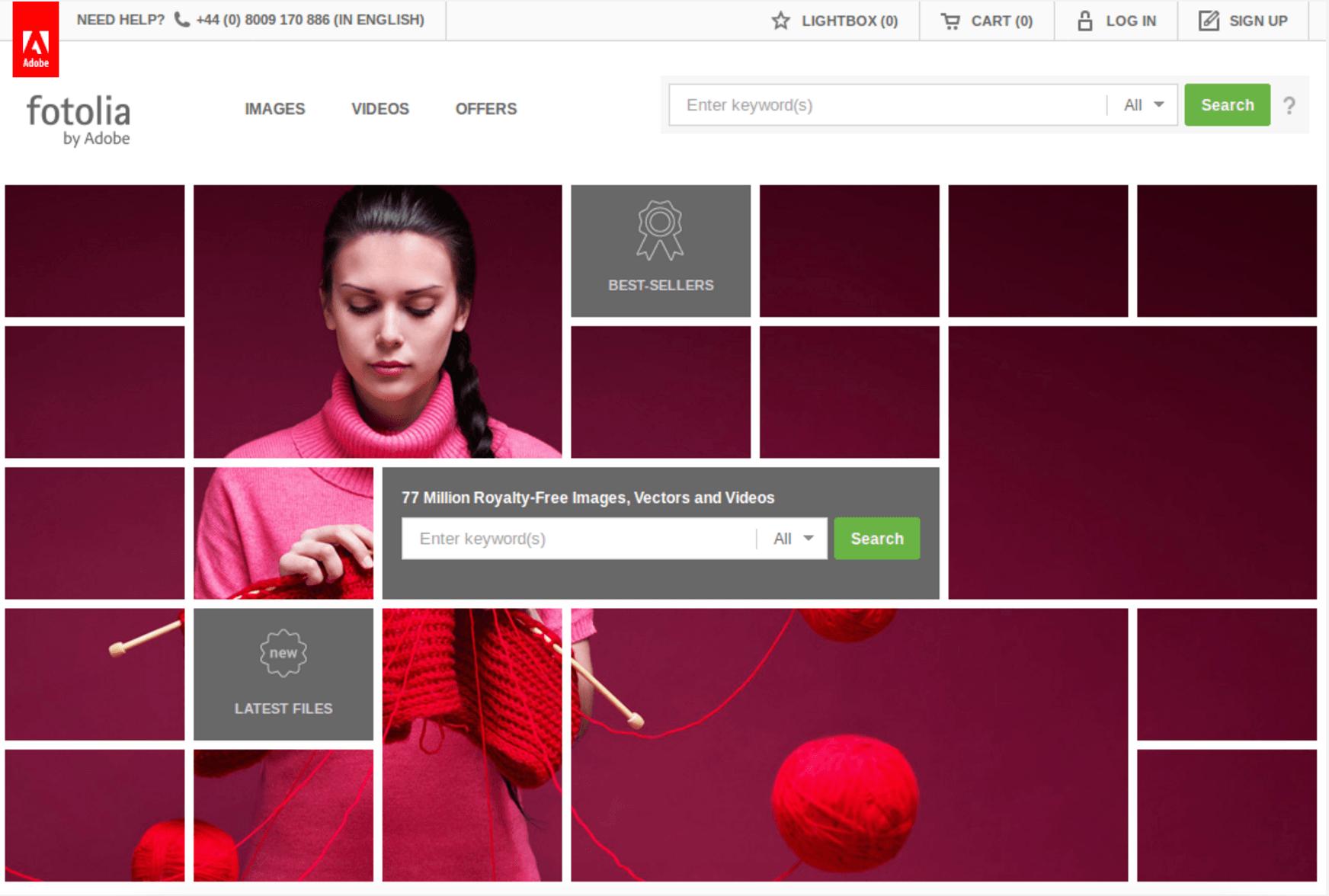 Premium Stock Image Sites - Fotolia