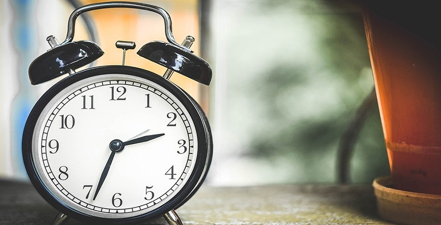 Time management is essential for running a business