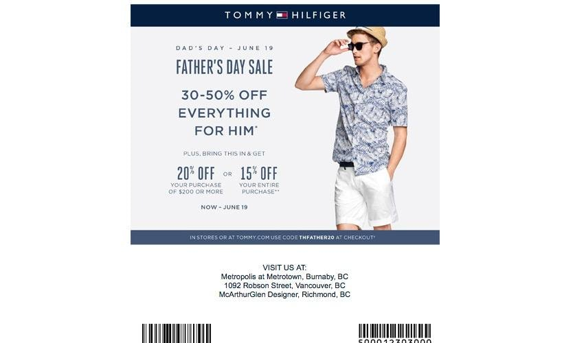 what-is-email-marketing-tommy-hilfiger