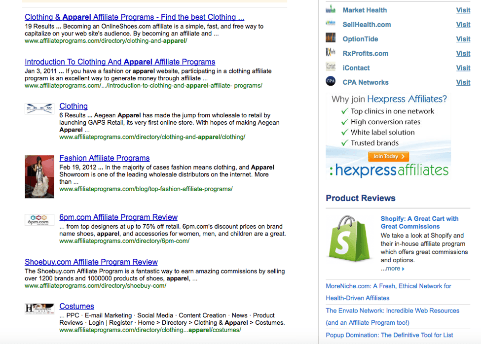 affiliate marketing products - how to start affiliate marketing