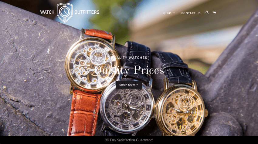 Watch Outfitter