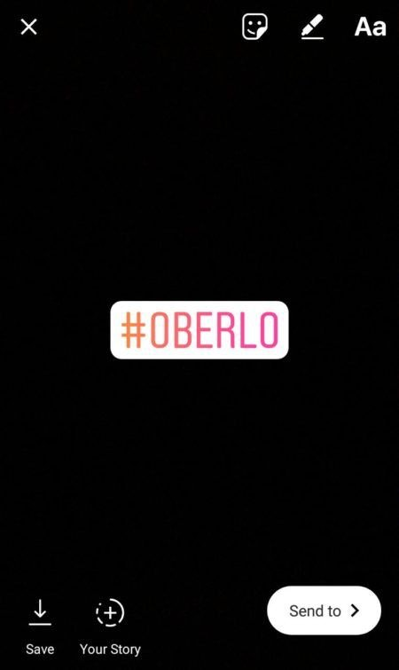 Instagram hashtag for likes