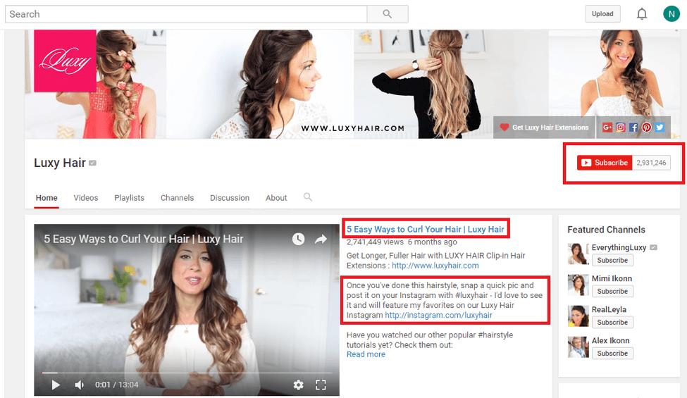 Crea contenido único