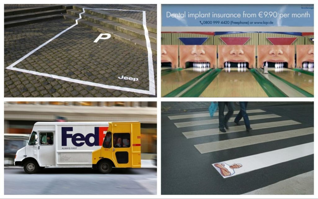 Guerilla Marketing Examples