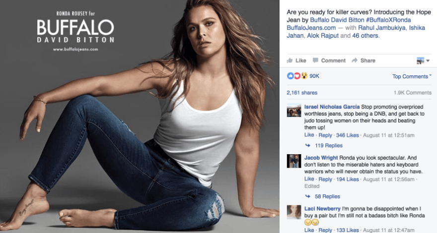 Facebook marketing strategy: influencermarketing