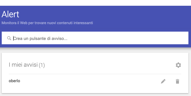 Google Alerts: brand awareness tool