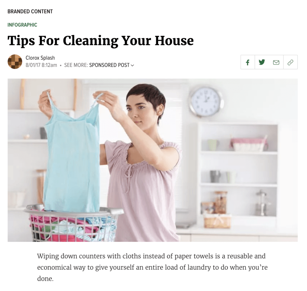 The Onion Native Advertising