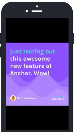 Anchor software gratuito di video editing