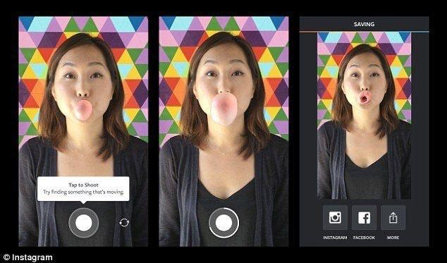 Boomerang software gratuito di video editing