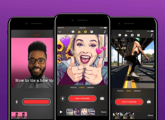 Apple Clips software gratuito di video editing