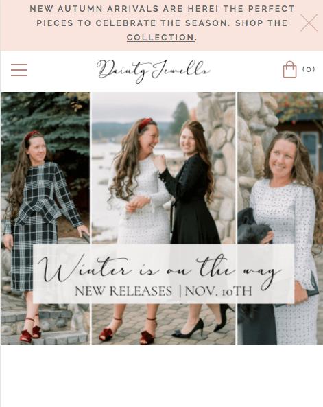exemple design site féminin