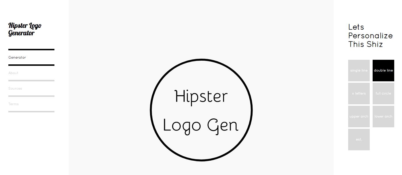 création logo gratuit