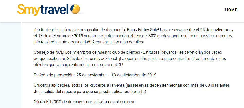 black friday promocion